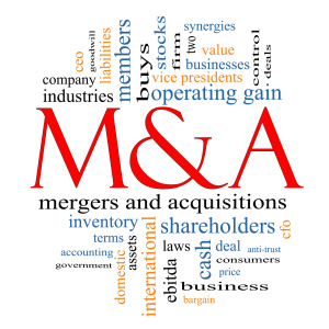 M & A (Mergers and Acquisitions)